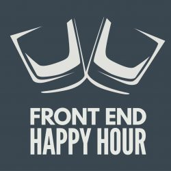 Front End Happy Hour podcast logo