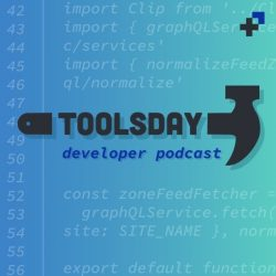 Toolsday podcast logo