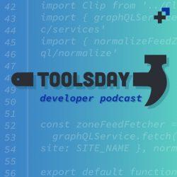 Toolsday podcast logo