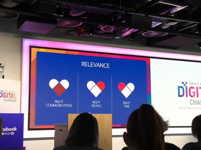 Conference presentation slides